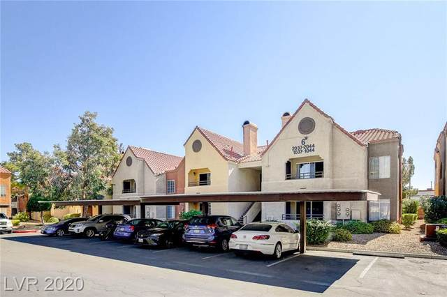 2200 S Fort Apache Road #2039, Las Vegas, NV 89117 (MLS #2239248) :: The Mark Wiley Group | Keller Williams Realty SW
