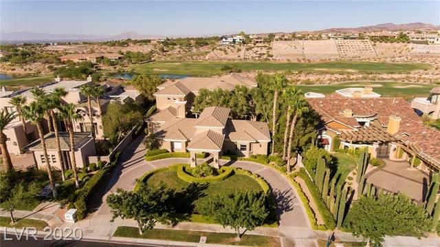 1362 Opal Valley Street, Henderson, NV 89052 (MLS #2239320) :: Billy OKeefe   Berkshire Hathaway HomeServices