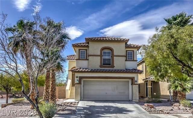 6305 Mercer Valley Street, North Las Vegas, NV 89081 (MLS #2239322) :: The Lindstrom Group