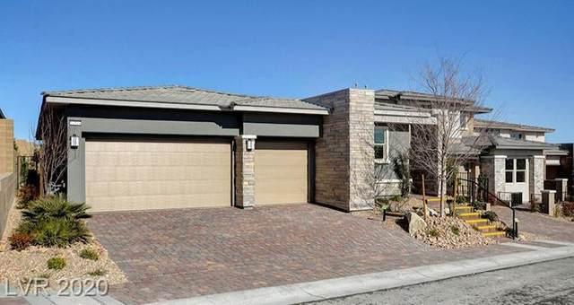 12514 Point Sierra Street, Las Vegas, NV 89138 (MLS #2239334) :: The Lindstrom Group