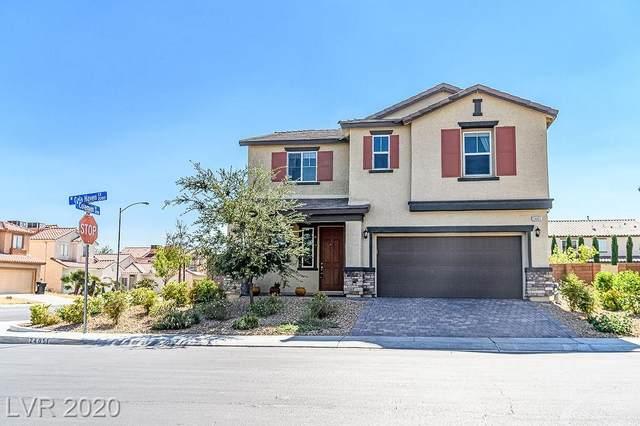 2405 Gala Haven Court, North Las Vegas, NV 89032 (MLS #2239338) :: Billy OKeefe   Berkshire Hathaway HomeServices
