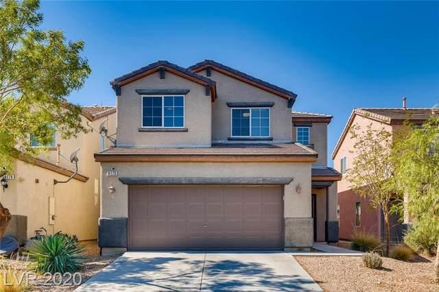 8173 Dusky Shadows Street, Las Vegas, NV 89113 (MLS #2239340) :: Hebert Group | Realty One Group