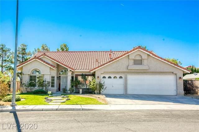 8641 Inwood Drive, Las Vegas, NV 89145 (MLS #2239348) :: Hebert Group   Realty One Group