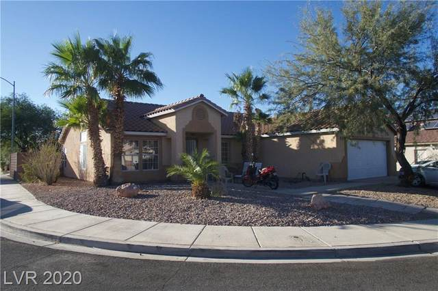 1057 Kennebunk Circle, Henderson, NV 89015 (MLS #2239365) :: The Lindstrom Group