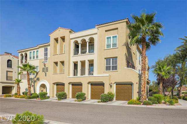 2555 Hampton Road #3207, Henderson, NV 89052 (MLS #2239370) :: Jeffrey Sabel