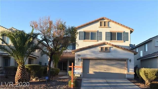 1124 E Malibu Sands Avenue, North Las Vegas, NV 89086 (MLS #2239378) :: Signature Real Estate Group
