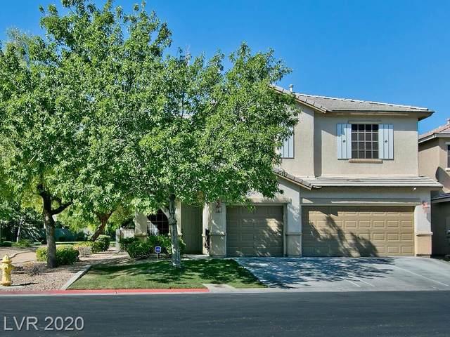 4917 Tindari Street, Las Vegas, NV 89130 (MLS #2239412) :: The Lindstrom Group