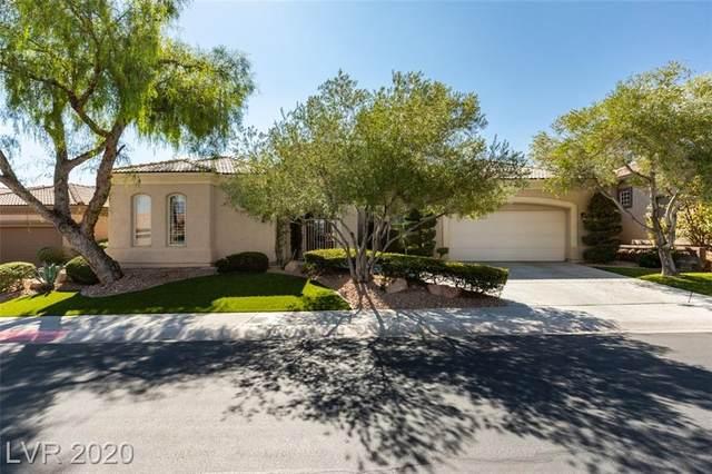 10685 Angelo Tenero Avenue, Las Vegas, NV 89135 (MLS #2239434) :: Hebert Group | Realty One Group
