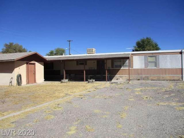 110 Second Street, Caliente, NV 89008 (MLS #2239448) :: The Shear Team