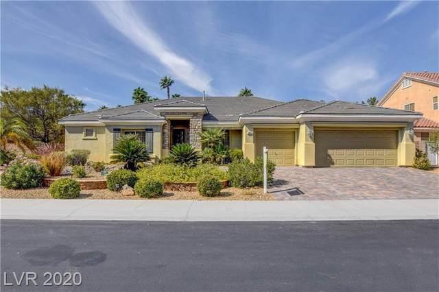 2701 Harbor Hills Lane, Las Vegas, NV 89117 (MLS #2239459) :: The Perna Group