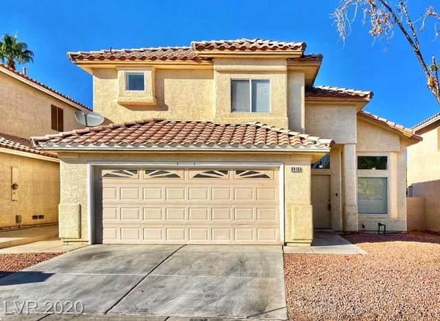 8916 Chenin Avenue, Las Vegas, NV 89129 (MLS #2239463) :: The Lindstrom Group