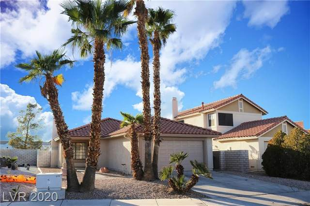 305 Birmingham Street, Henderson, NV 89074 (MLS #2239471) :: The Lindstrom Group