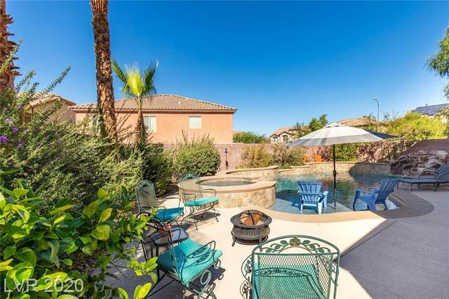 2561 Calanques Terrace, Henderson, NV 89044 (MLS #2239476) :: Billy OKeefe   Berkshire Hathaway HomeServices