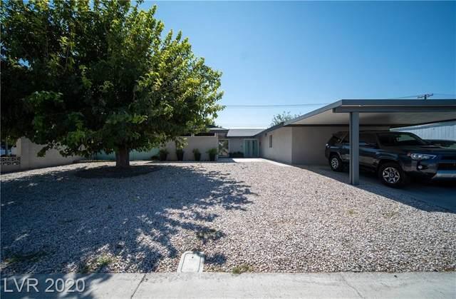 1671 Commanche Drive, Las Vegas, NV 89169 (MLS #2239489) :: Signature Real Estate Group