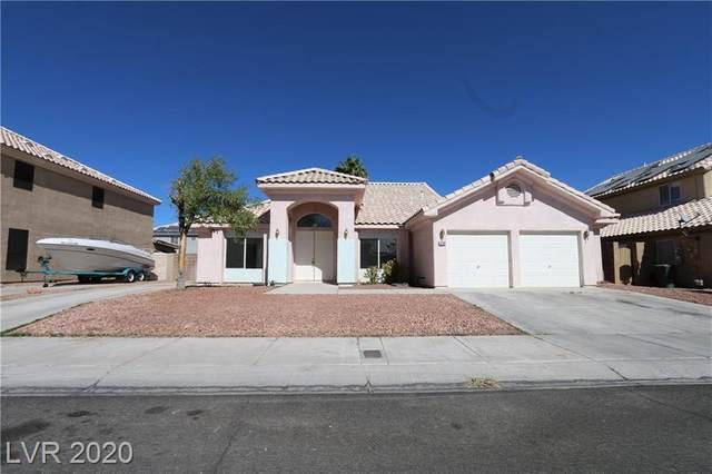 6104 Camas Canyon Avenue, Las Vegas, NV 89130 (MLS #2239492) :: Jeffrey Sabel