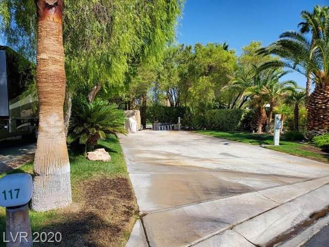 8175 Arville Street #117, Las Vegas, NV 89139 (MLS #2239517) :: The Lindstrom Group