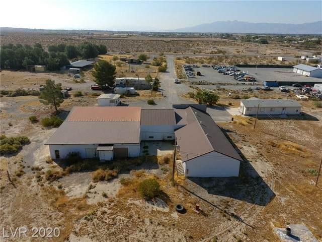 2151 Walter Way, Pahrump, NV 89060 (MLS #2239538) :: Helen Riley Group | Simply Vegas