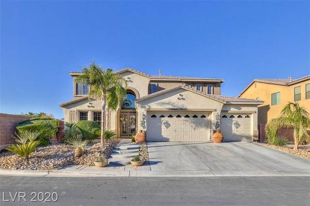 8948 Monte Oro Drive, Las Vegas, NV 89131 (MLS #2239567) :: Hebert Group | Realty One Group
