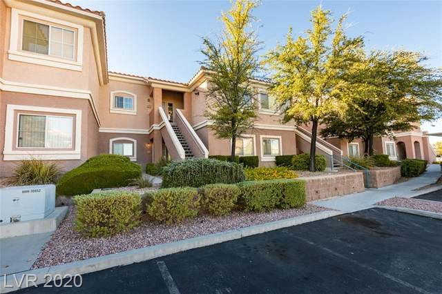 325 Amber Pine Street #203, Las Vegas, NV 89144 (MLS #2239581) :: The Shear Team