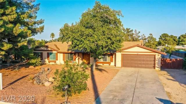 3820 Thom Boulevard, Las Vegas, NV 89130 (MLS #2239582) :: Billy OKeefe | Berkshire Hathaway HomeServices