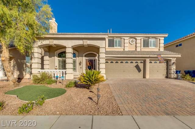 8424 Cambria Cellars Court, Las Vegas, NV 89139 (MLS #2239585) :: The Lindstrom Group