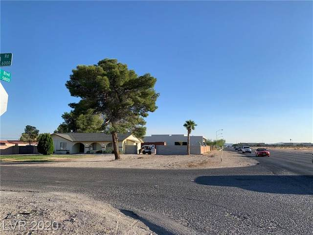 6067 W Oquendo Road, Las Vegas, NV 89118 (MLS #2239601) :: Jeffrey Sabel