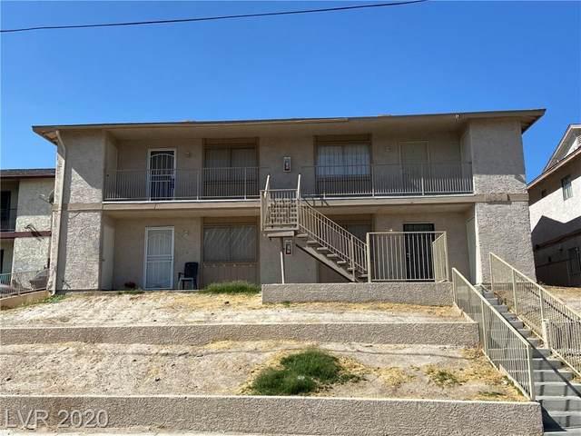 433 N 14th Street, Las Vegas, NV 89101 (MLS #2239611) :: Billy OKeefe | Berkshire Hathaway HomeServices