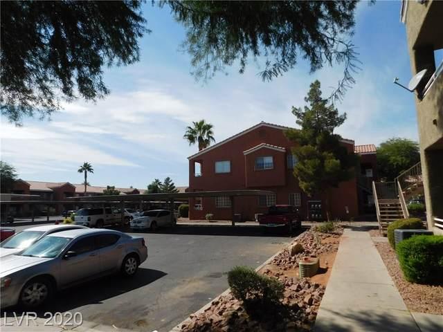 4730 Craig Road #1051, Las Vegas, NV 89115 (MLS #2239621) :: The Perna Group
