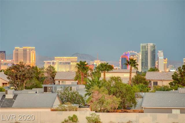 8501 University Avenue #2075, Las Vegas, NV 89147 (MLS #2239698) :: The Shear Team