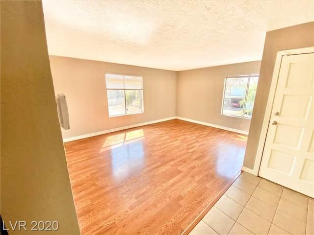 1463 Santa Anita Drive D, Las Vegas, NV 89119 (MLS #2239700) :: The Perna Group