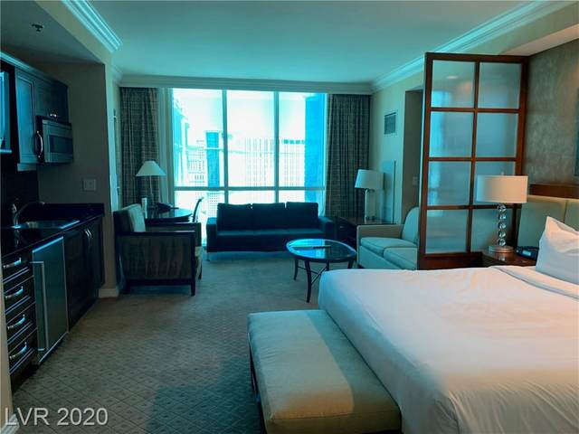 145 Harmon Avenue #2511, Las Vegas, NV 89109 (MLS #2239717) :: Signature Real Estate Group