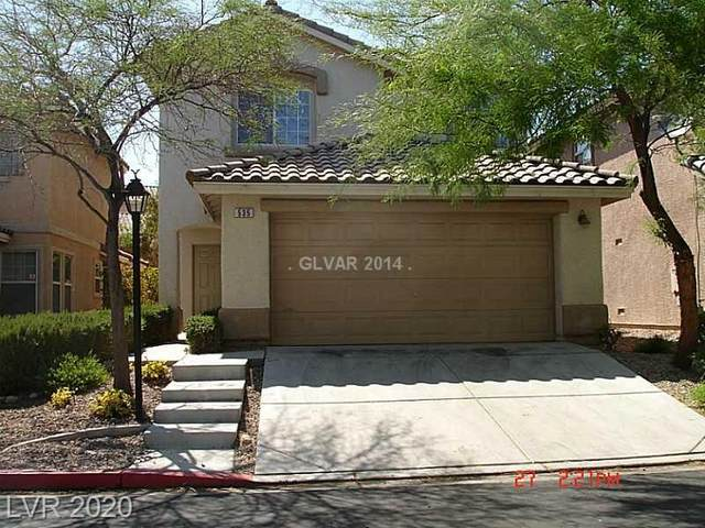 535 Poplar Leaf Street, Las Vegas, NV 89144 (MLS #2239718) :: Hebert Group | Realty One Group