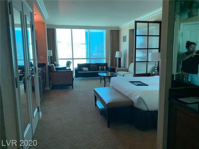 145 Harmon Avenue #2503, Las Vegas, NV 89109 (MLS #2239725) :: Signature Real Estate Group