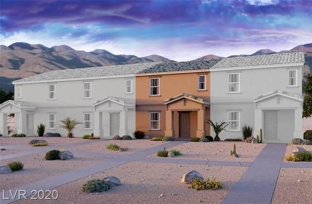 5195 Dubris Drive Lot 77, Las Vegas, NV 89115 (MLS #2239739) :: The Lindstrom Group