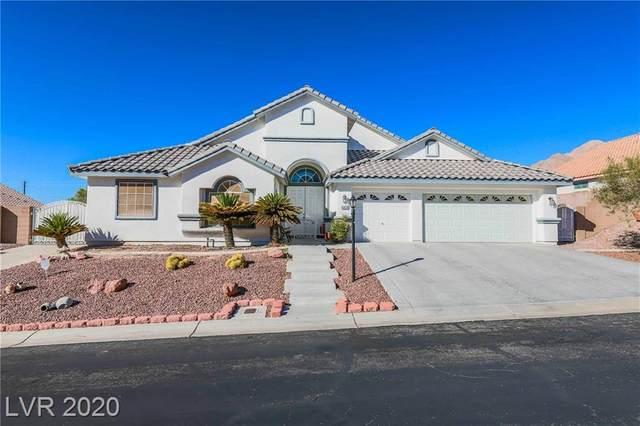 6858 Ancestral Hills Lane, Las Vegas, NV 89110 (MLS #2239741) :: Hebert Group | Realty One Group