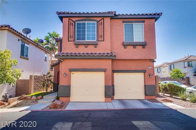 8941 Caledon Ridge Court, Las Vegas, NV 89149 (MLS #2239752) :: The Shear Team