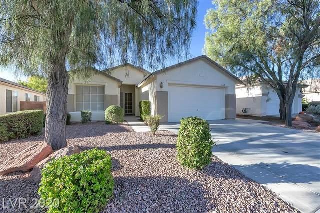 2709 Bahama Point Avenue, North Las Vegas, NV 89031 (MLS #2239757) :: Billy OKeefe | Berkshire Hathaway HomeServices