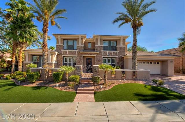 1721 Cypress Manor Drive, Henderson, NV 89012 (MLS #2239781) :: The Lindstrom Group