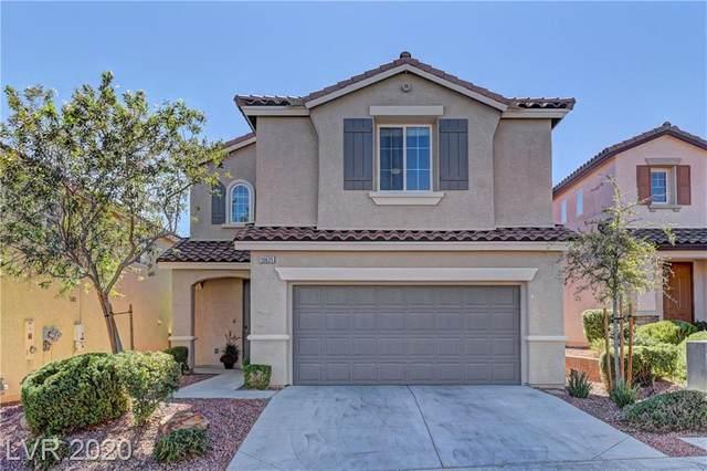 10635 Kearney Mountain Avenue, Las Vegas, NV 89166 (MLS #2239806) :: The Lindstrom Group