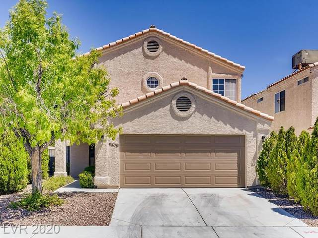 8208 Misty Island Circle, Las Vegas, NV 89145 (MLS #2239815) :: The Lindstrom Group