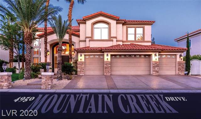 4950 Mountain Creek Drive, Las Vegas, NV 89148 (MLS #2239821) :: Billy OKeefe | Berkshire Hathaway HomeServices