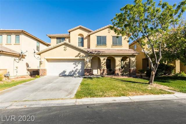 4928 Tindari Street, Las Vegas, NV 89130 (MLS #2239825) :: The Lindstrom Group