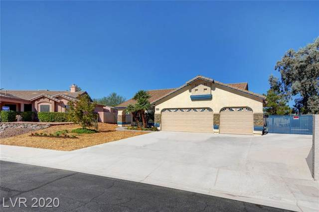 542 Brigadier Street, Henderson, NV 89002 (MLS #2239840) :: Billy OKeefe | Berkshire Hathaway HomeServices