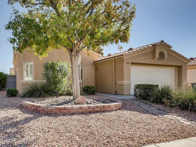 5226 Olive Dale Court, North Las Vegas, NV 89031 (MLS #2239850) :: The Lindstrom Group