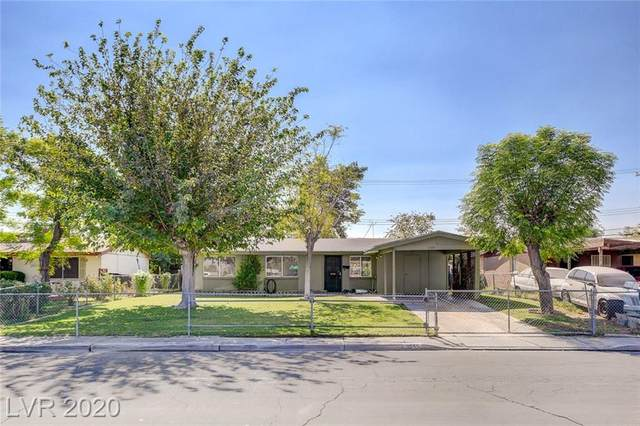 3555 San Antonio Avenue, Las Vegas, NV 89115 (MLS #2239852) :: Signature Real Estate Group