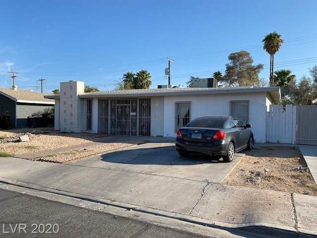 3909 El Conlon Avenue, Las Vegas, NV 89102 (MLS #2239859) :: Helen Riley Group | Simply Vegas