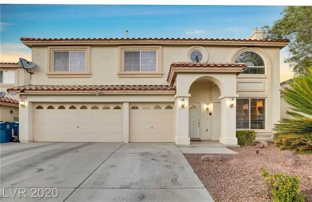 630 Mystic Cliffs Avenue, Las Vegas, NV 89183 (MLS #2239860) :: Hebert Group   Realty One Group