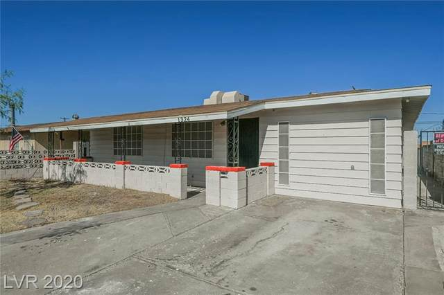 1324 Palm Street, Henderson, NV 89011 (MLS #2239863) :: Signature Real Estate Group