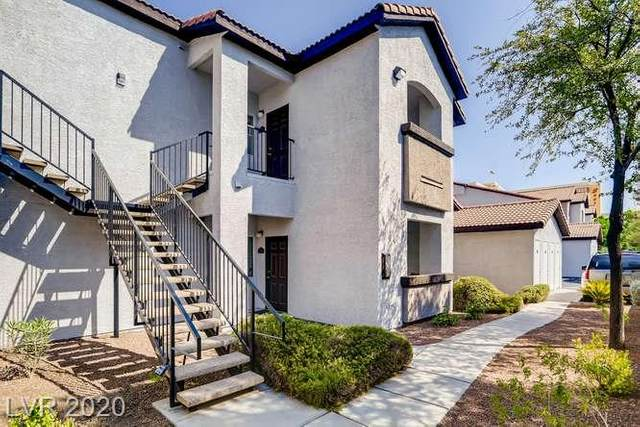2615 Gary Avenue #2015, Las Vegas, NV 89123 (MLS #2239867) :: Jeffrey Sabel