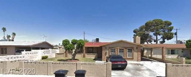 1940 Lexington Street, Las Vegas, NV 89106 (MLS #2239871) :: The Lindstrom Group